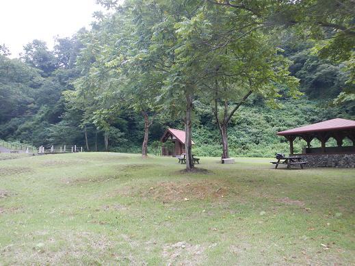 不動滝いこいの里キャンプ場