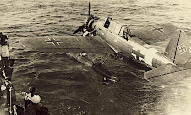 Arado196 D1-EH Sep 17, 1943 off Irakeia Island