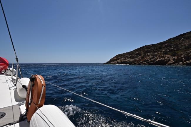 Off Ios Island