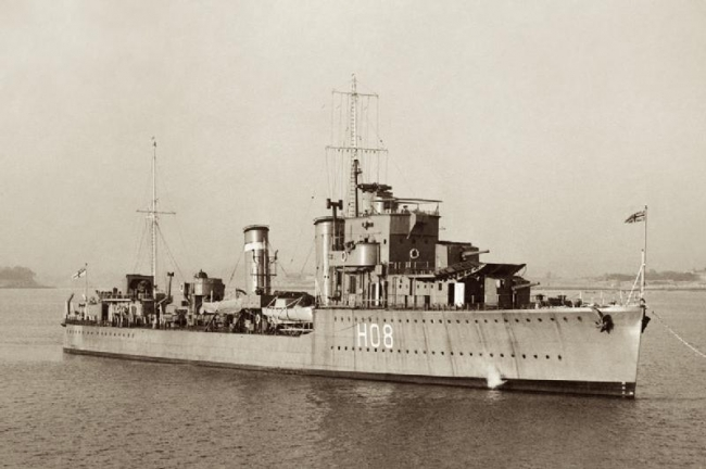 HMS Eclipse(H08)