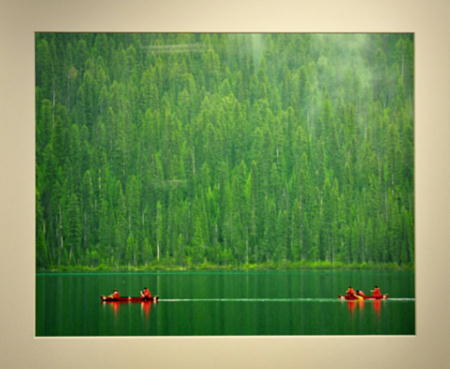 08 【Emerald Lake】 坂本博己
