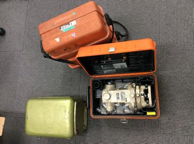 測量機器(トータルステーション・セオドライト・オートレベル・回転レーザー)などの買い取りは京都市右京区大吉西院店