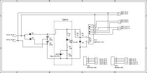 アダプタ基板回路図