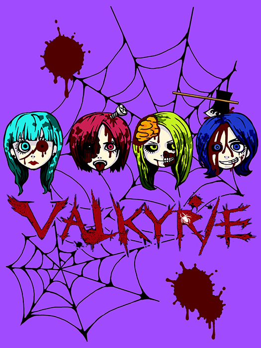 VALKYRIE(ヴァルキューレ)キャラクターWeb用