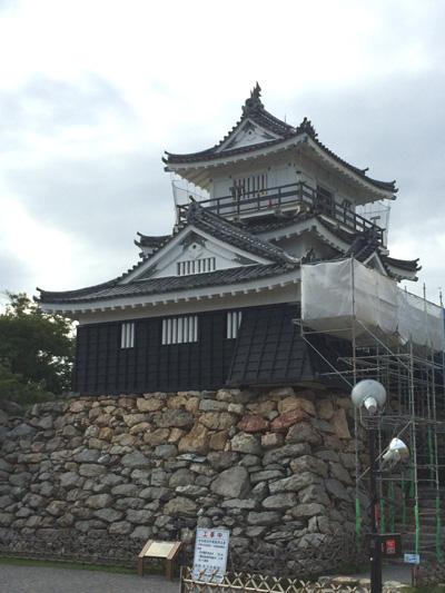 1409浜松城