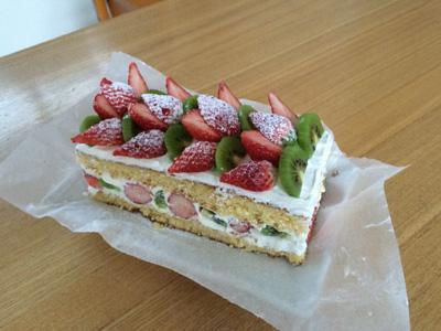1501BDケーキ