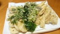 たけのこと山菜の天ぷら 20160423