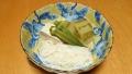 太キュウリとしみ豆腐の煮物 20160716