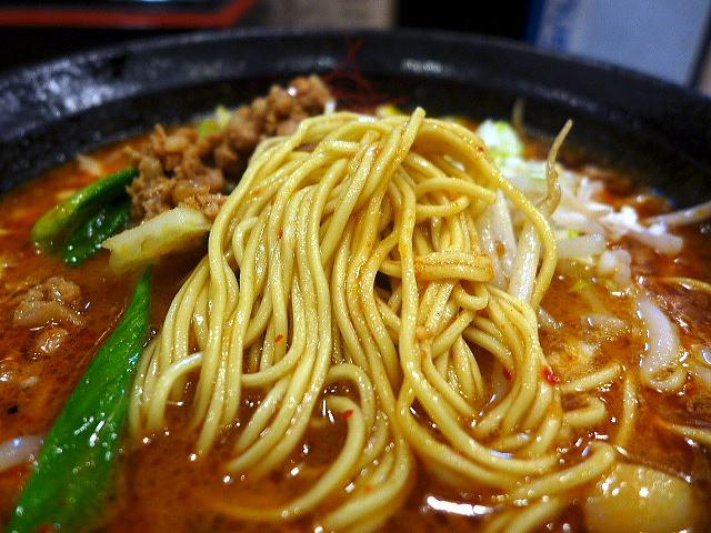 麺や 蓮と凜@01白胡麻担々麺 3