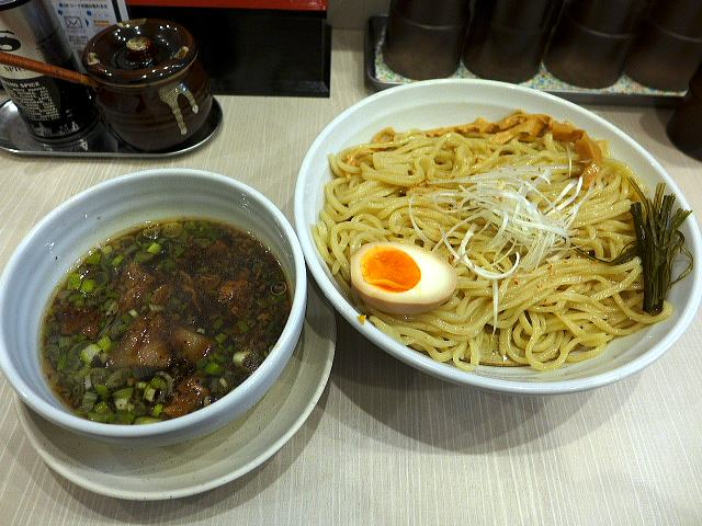 人生夢路 徳麺@つけ麺  1