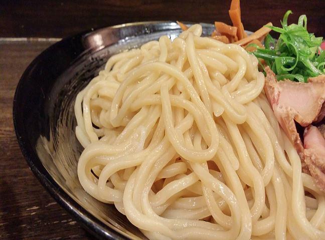 自己流ラーメン 綿麺@81豚足つけ麺 並 2