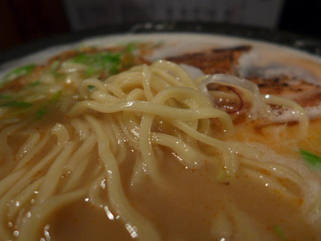 麺屋 直ジャンプ@01海老豚骨 3