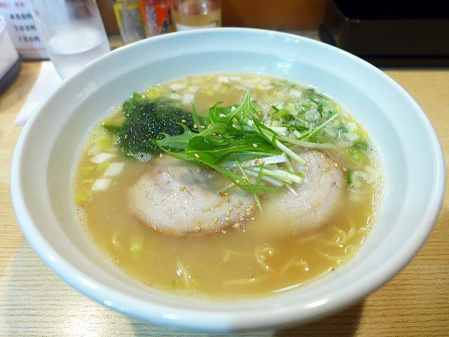 鶏白湯麺 よつば@01鶏白湯麺 1