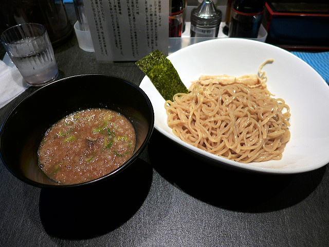 麺屋 星乃音@01濃厚煮干しつけ麺 1