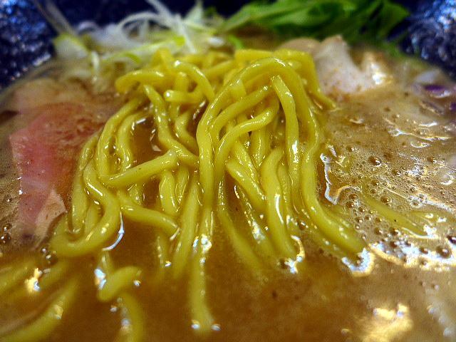 ラーメンhouse マイペース@02濃厚とりぱいたん醤油ラーメン 3
