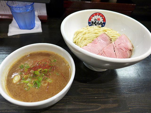 らぁ麺 きくはん@02濃厚味噌つけ麺 1