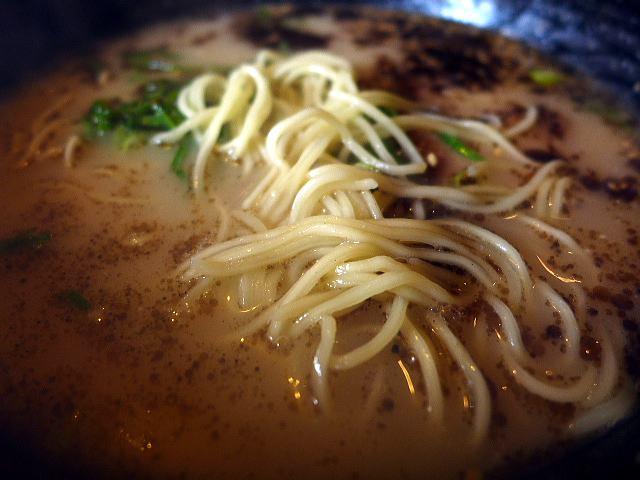 麺家 秋道@01タマユラーメン 3
