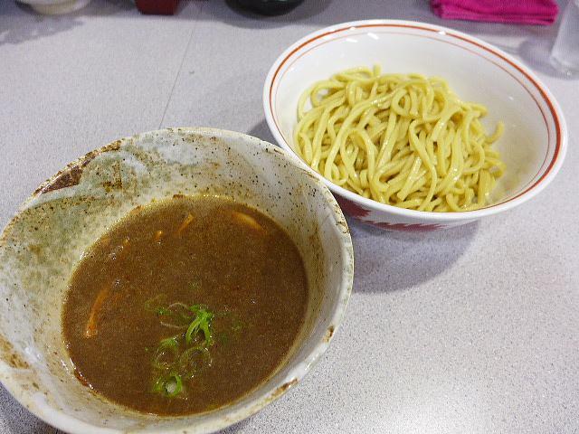 麺屋 白頭鷲@02つけ麺 1