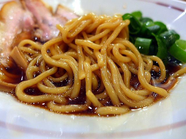 醤油と貝と麺 そして人と夢@01中華そば 3