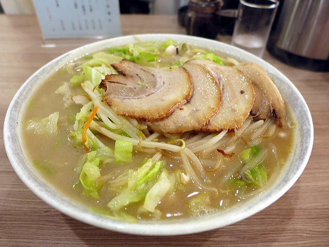 チャンポン 一平@04チャンポン焼豚(野菜大) その2 1