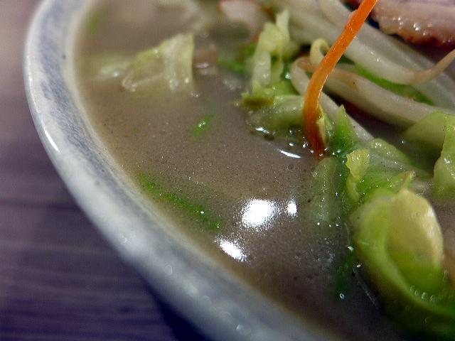 チャンポン 一平@04チャンポン焼豚(野菜大) その2 2