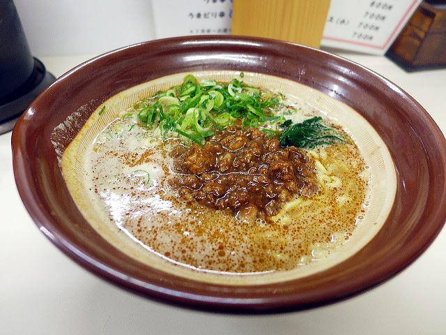 担々麺 信玄@01白ごま担々麺 1
