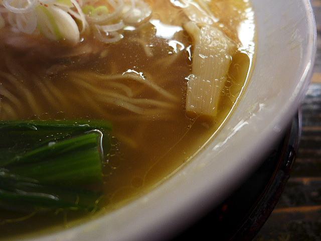 天下ご麺 大津店@01近江塩鶏麺 2