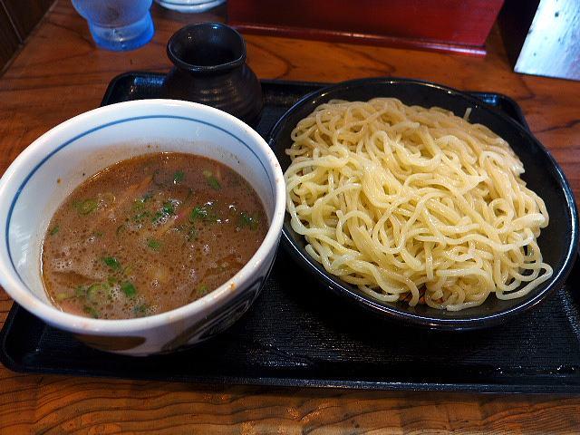 麺家 チャクリキ@01つけ麺 1