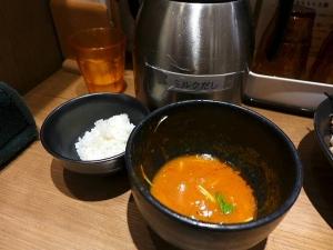 海老鶏麺蔵@01海老つけ麺 4