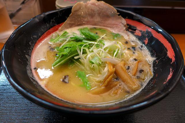 麺屋彩々 東住吉店@01白鶏塩ラーメン 1