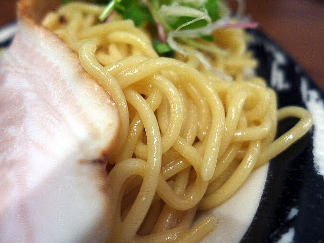 ラーメン ロケットキッチン@01トリ塩つけ麺 2