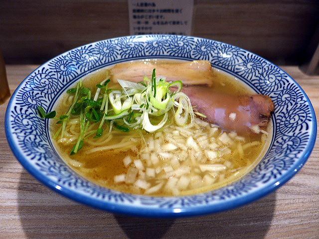 麺屋 TAKA@02塩そば 1