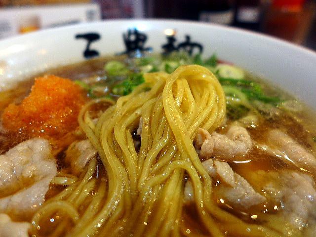 三豊麺~斬~西本町店@みぞれ肉そば 3