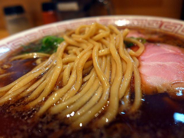 サバ6製麺所@01中華そば 3