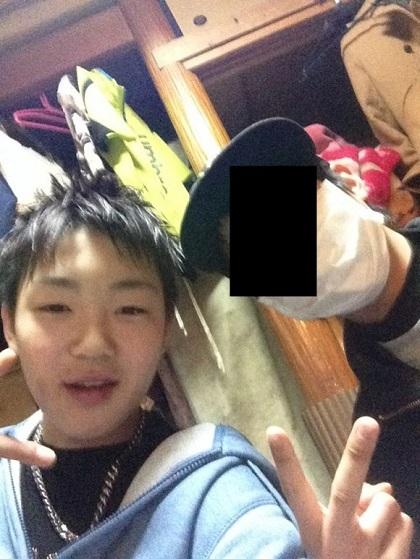報道された◆無職・少年B(17)と「しずく」「森田しずく」こと【森田史優】の画像が一致。