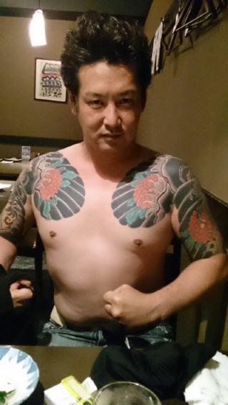 しばき隊の刺青チンピラ高橋直輝=添田充啓