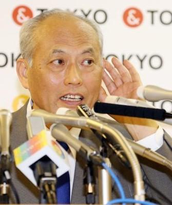 舛添氏会見「納得できない」98%/緊急アンケート