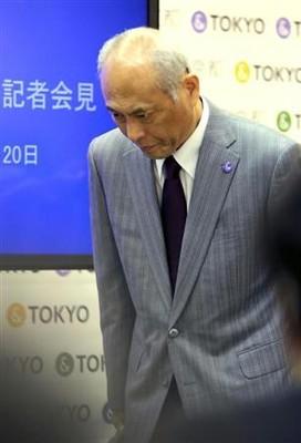 舛添都知事「政治とカネ」疑惑 <strong>東京地検が重大関心</strong> 世論調査7割超「辞めろ」