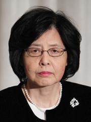 最高裁判所の裁判官 岡部喜代子
