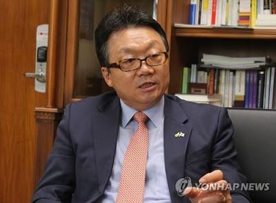 韓国の李俊揆(イ・ジュンギュ)新駐日大使