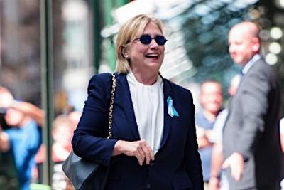 健康問題、米大統領選の焦点に=情報開示遅れる―クリントン陣営