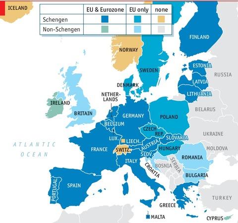 Source: The Economist EC加盟国(2016)は28ヶ国