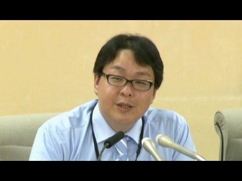 【東京】桜井誠都知事候補が出馬会見、7つの公約「外国人への生活保護支給を停止」「反日ヘイトスピーチ禁止」「パチンコ規制」など