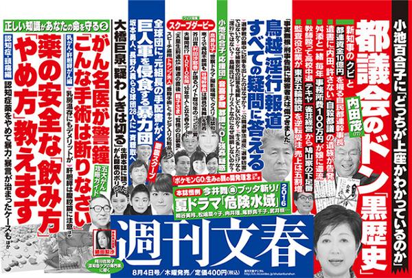 都議会のドン内田茂(77) 「黒歴史」