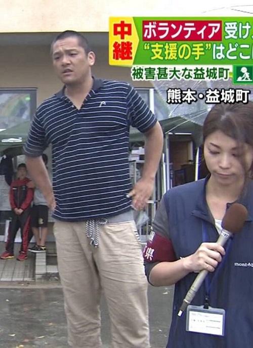 【動画】TBS・Nスタで放送事故 避難所取材に熊本人ブチ切れ「見世物じゃねえ!車邪魔や!どかせ!」