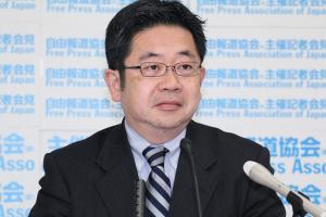 日本共産党の小池晃書記局長