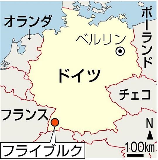 ドイツの慰安婦像計画、松山市が懸念伝達 姉妹都市交流に影響も