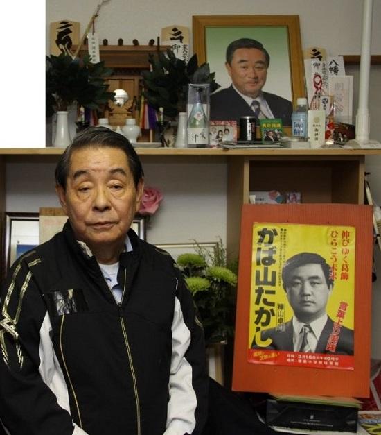 弱い者イジメをしたこの都議会のボス内田茂が、オリンピックのドン、森喜朗元総理とタッグを組んでいる悪の枢軸を断ち切るために、私は今回の東京都知事選挙に敢えて立候補したのです。