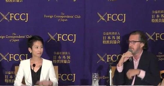 蓮舫『安保法は違憲なので反対』『女性の活躍は(稲田朋美であれ)大歓迎』『移民導入には、国民の理解深化が必要』『外国人参政権より立候補年齢引き下げの方が重要』『ハーフである私が首相になることは、日本が変