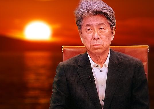 鳥越俊太郎氏 都知事選候補は、ボケ、認知症、恍惚の表情